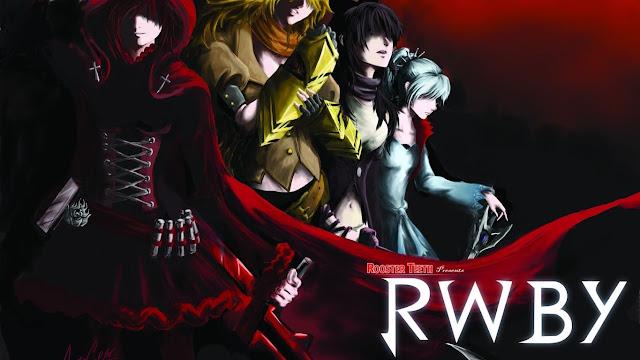 RWBY Desktop Wallpaper