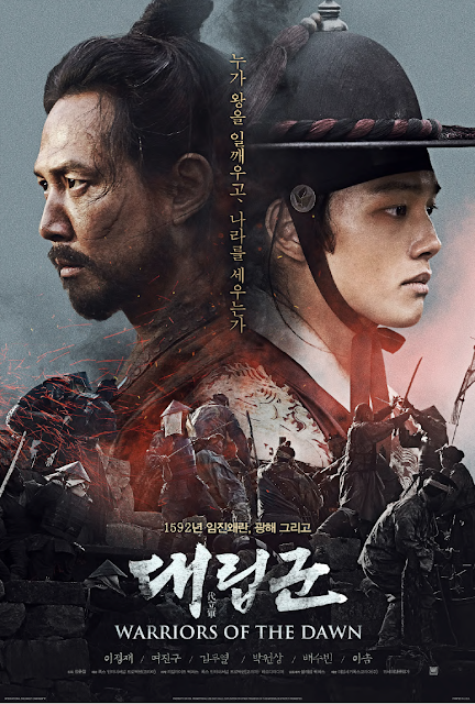 Sinopsis Warriors of the Dawn (2017) - Film Korea