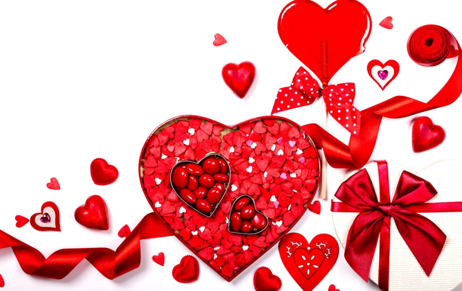 Red Roses Heart Love Hd Wallpaper Viva Wallpapers