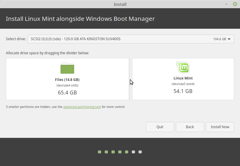 Easy Linux Tips Project: How to install Linux Mint 19 2