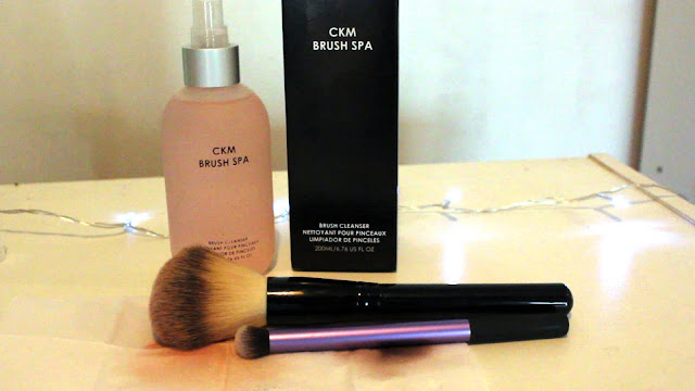 Review CKM Brush Spa por Sol Solita
