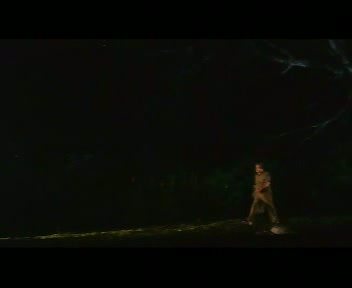 Dad walking through a deserted place at night after pissing off a corrupt police inspector. Nothing can go wrong here.