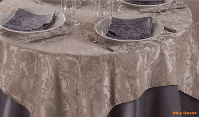 Fete de Masa teflonate - Fete de masa bumbac | Fete de masa damasc satinat Bucuresti