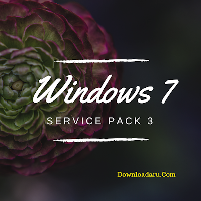Download  Windows 7 Service Pack 3 32 Bit ISO File