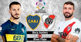 مشاهدة مباراة ريفر بليت وبوكا جونيورز بث مباشر بتاريخ 09-12-2018 كأس الليبرتادوريس