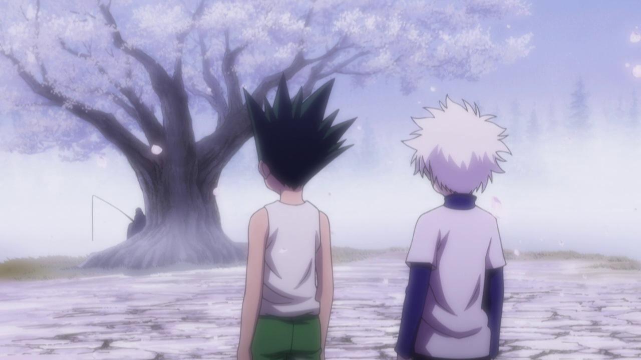 Hunter X Hunter 2011 76 Lost In Anime