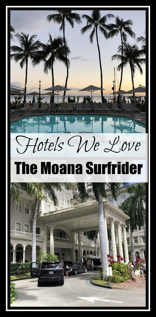 Review of the Moana Surfrider Hotel in Waikiki