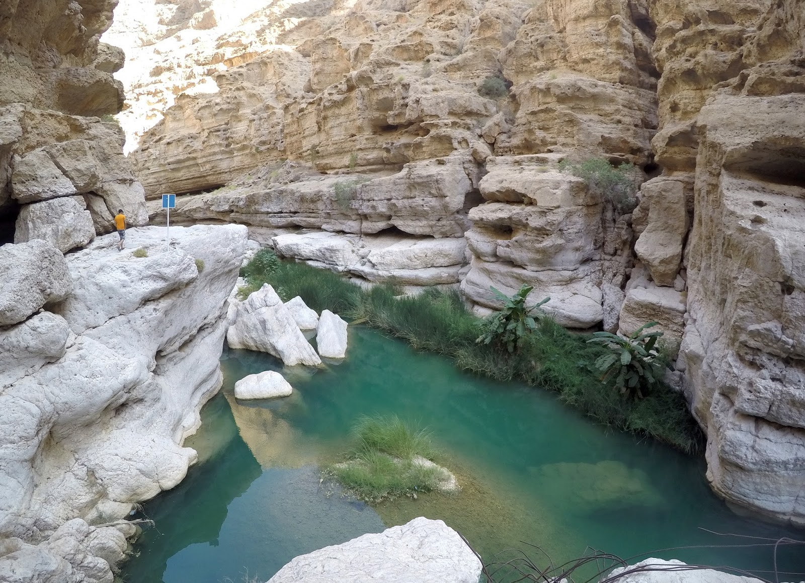 Euriental | luxury travel & style | Wadi Shab, Oman