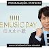 PROGRAMAÇÃO - THE MUSIC DAY 2018 - SHO É O MC UMA VEZ MAIS!