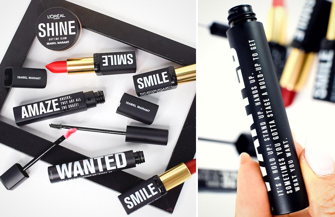 Isabel Marant für L'Oréal Paris, alle Produkte und Swatches