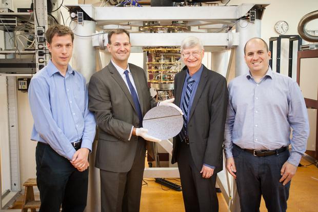 共同研發量子電腦,英特爾投資荷蘭QuTech美金5千萬