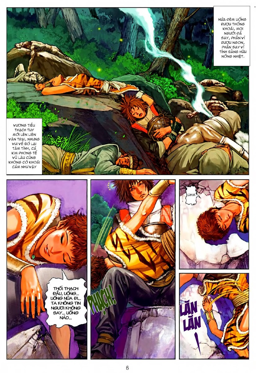 Ôn Thụy An Quần Hiệp Truyện chap 74 trang 5