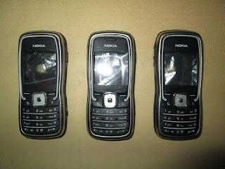 casing Nokia 5500 Sport outdoor jadul