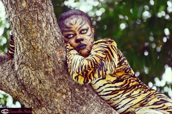 eve esin wild cat