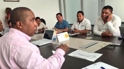 Gobierno departamental y comunidades indígenas acuerdan operación del PAE