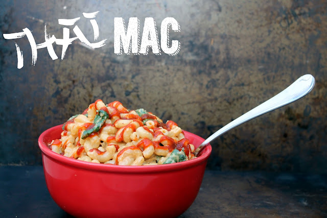 Vegan4One's Thai Mac
