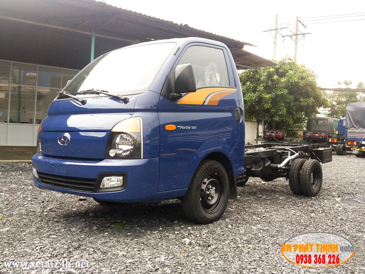 xe tai hyundai h150 new porter 1.5 tan