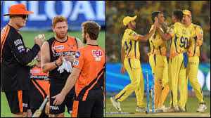 SRH vs CSK live score 33rd match IPL 2019, highlights