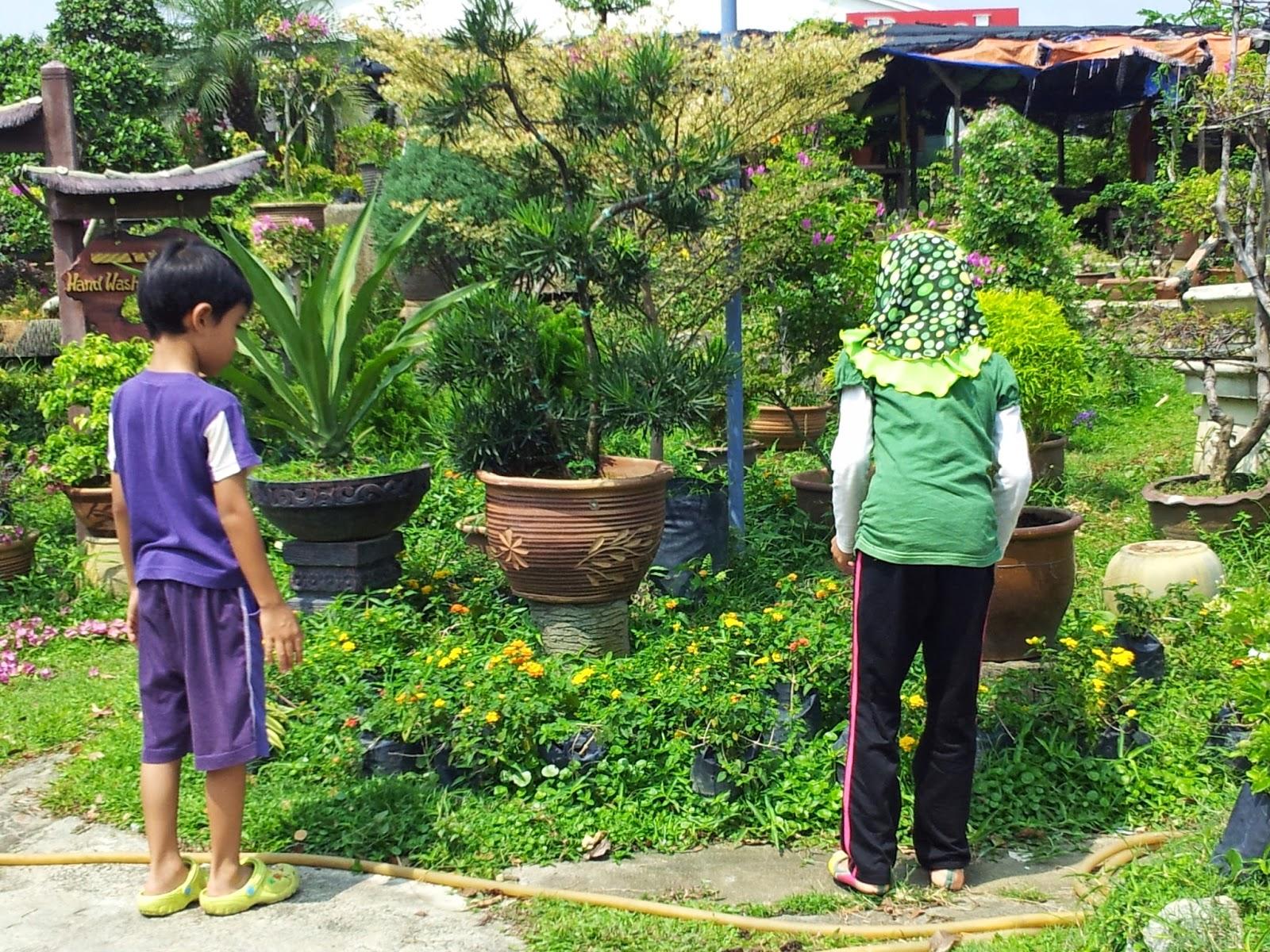 E-NA LOVELY KITCHEN ^_^: Nurseri Pokok di Klang