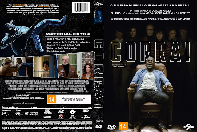 Capa DVD Corra!