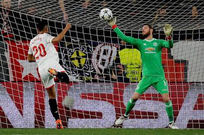 Crónica Sevilla FC 0 - Manchester United 0