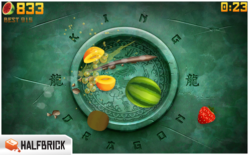 Fruit Ninja Android Game APK
