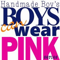 Boys Can Wear Pink Series