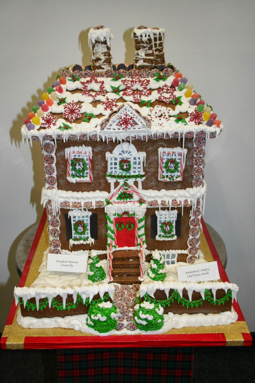 Delco Daily Top Ten Top 10 Fairmount Park Gingerbread Houses