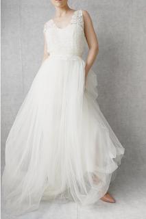 robe kylie collection robes de mariées faith cauvain 2019 blog unjourmonprinceviendra26.com