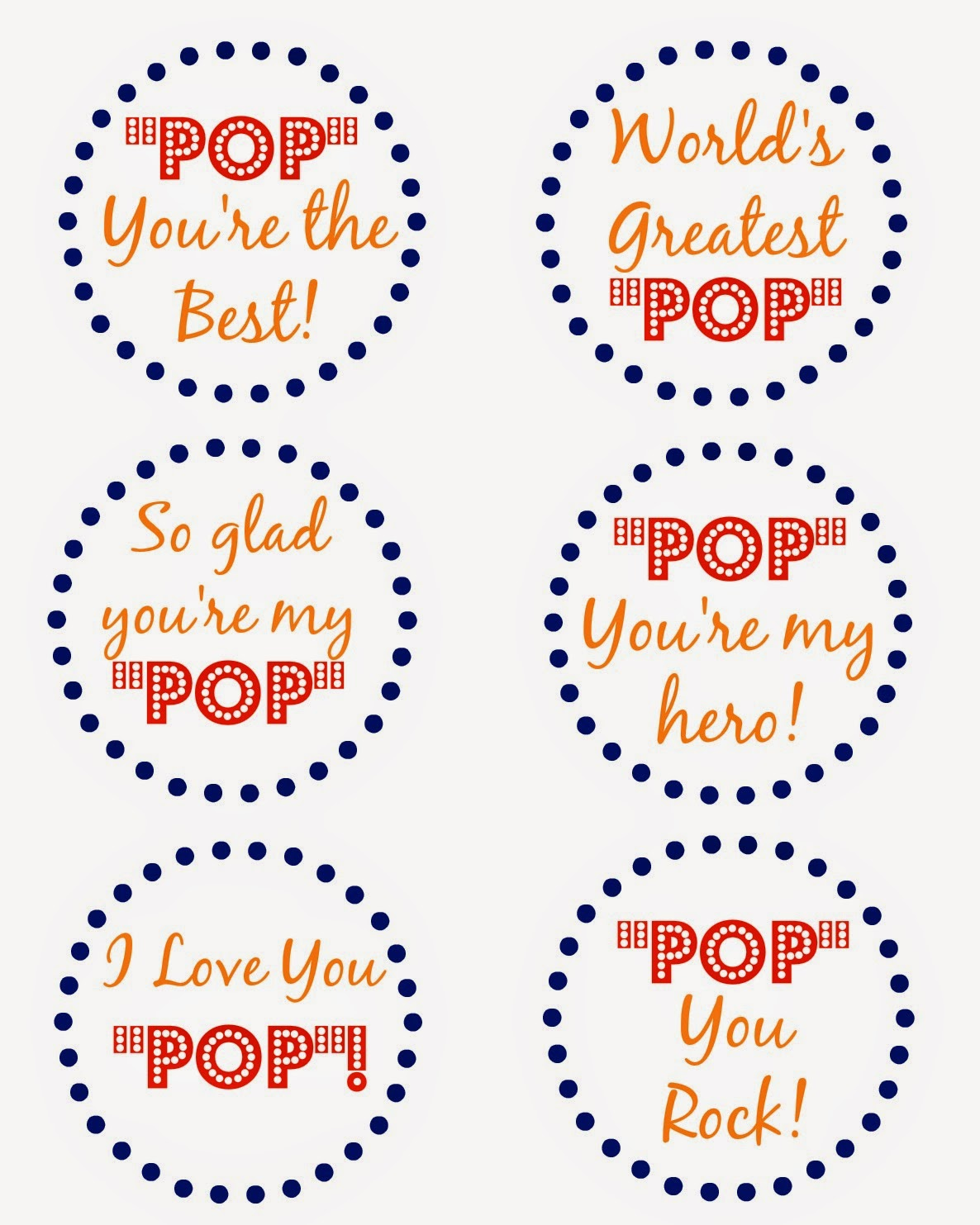 I Dig Pinterest Father S Day Pop Free Printables