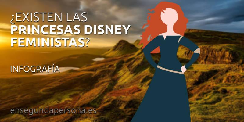 Princesas Disney feministas
