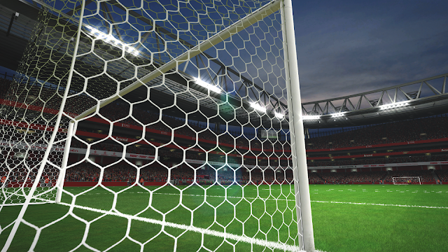 PES 2017 Hexagon Net HD dari IGZA