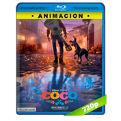 Coco (2017) BRRip 720p Audio Dual Latino-Ingles