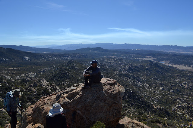 top of Butterfly Peak