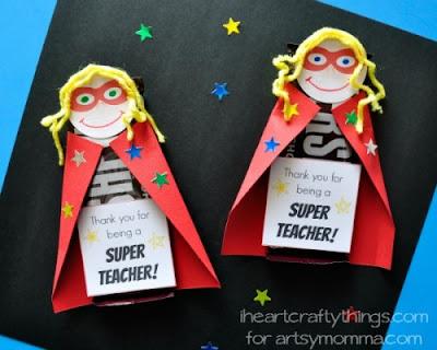 barretta per regalo per la maestra