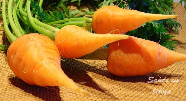 Benefícios e propriedades da cenoura