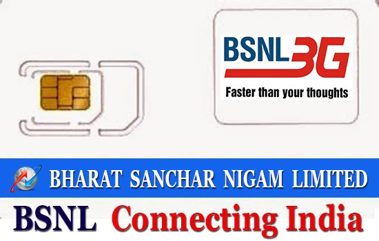 BSNL launches 128K Nano SIM cards @ Rs 100 for New Connections and Replacement