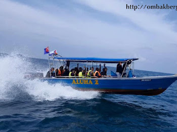 Travel (Mersing,Johor) | A Day Trip With Aluha Boat Service.