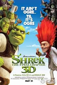 Shrek Forever After -Poster - The Final Chapter | A Constantly Racing Mind