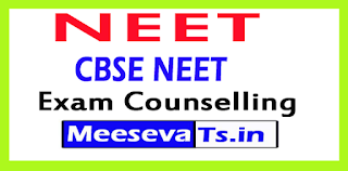 NEET Exam Counselling