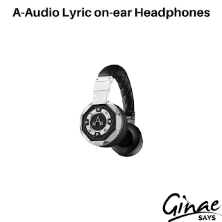 A-Audio Lyric on-ear Headphones