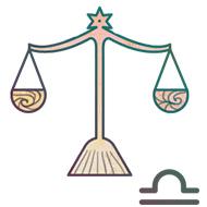 Previsão para hoje, Signo de Libra (23/09 - 22/10)