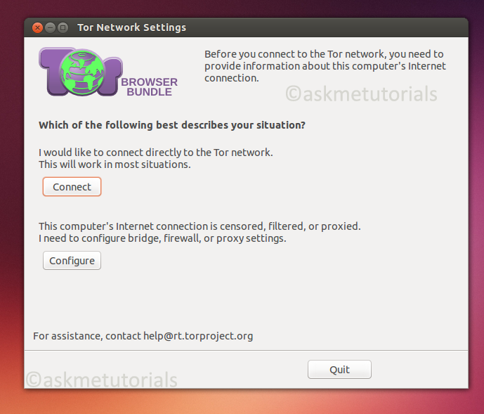Install TOR Browser 4 0 On Ubuntu / LinuxMint / Elementary OS
