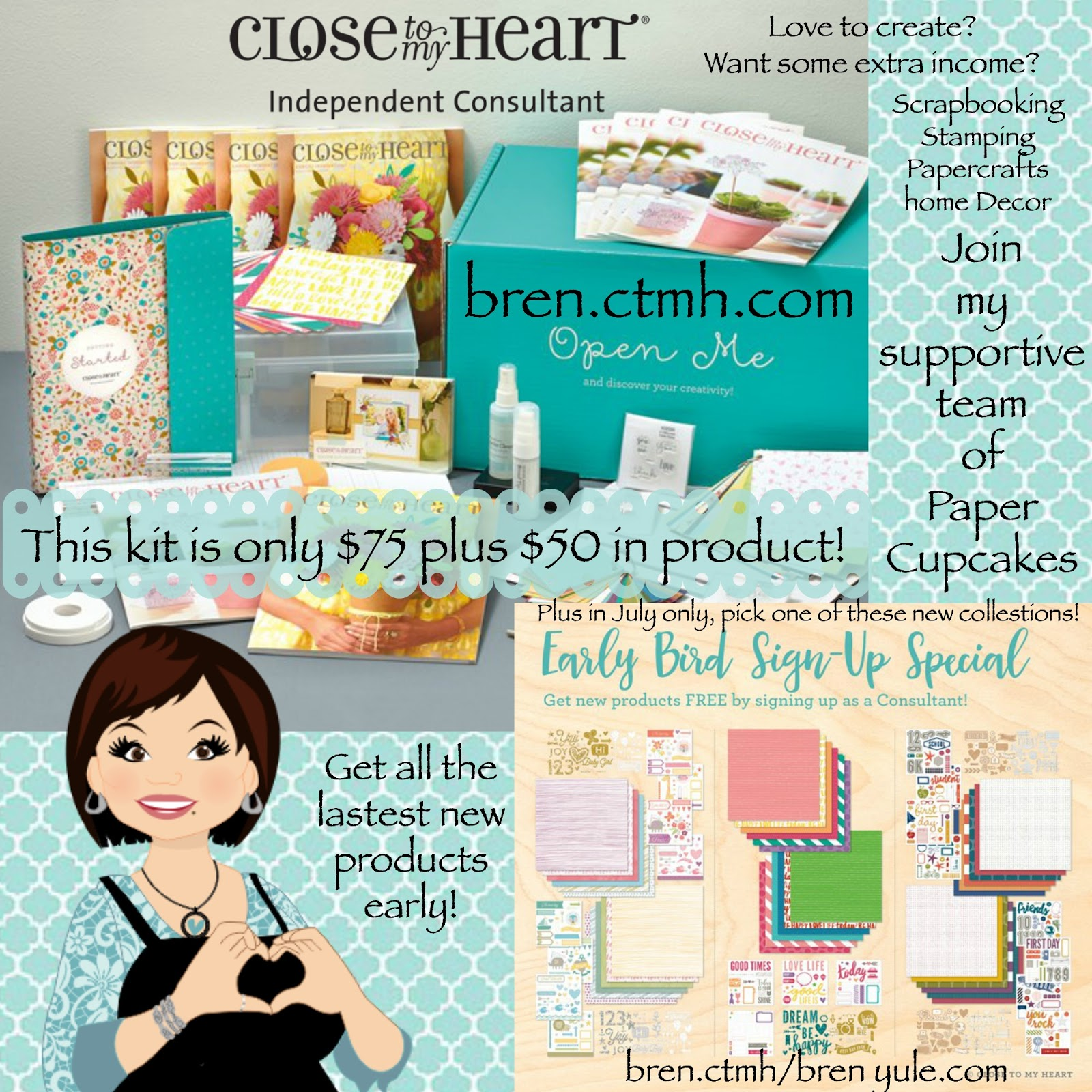 Do You Love Papercrafts Scrapbooking Stamping And Home Decor