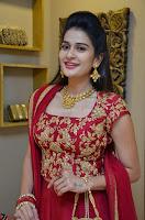 Jenny Honey in Stunning Dark Red Anarkali Dress at Splurge   Divalicious curtain raiser ~ Exclusive Celebrities Galleries 048.JPG