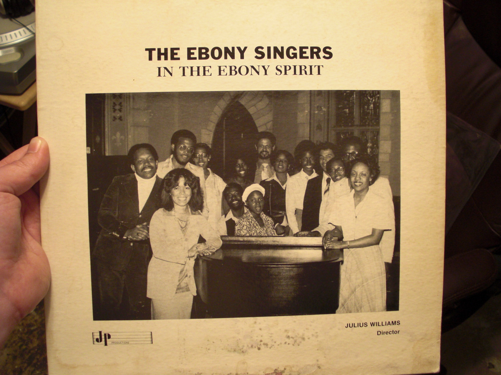Digging for Diamonds in Mountains of Mediocrity: The Ebony