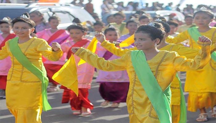 Tari Gunde, Tari Tradisional Dari Daerah Sangihe Sulawesi Utara