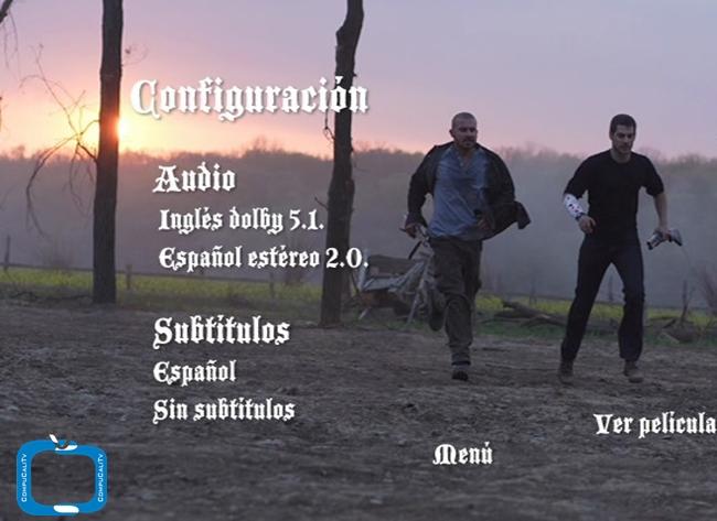 Bahia de Sangre DVD Full Español Latino