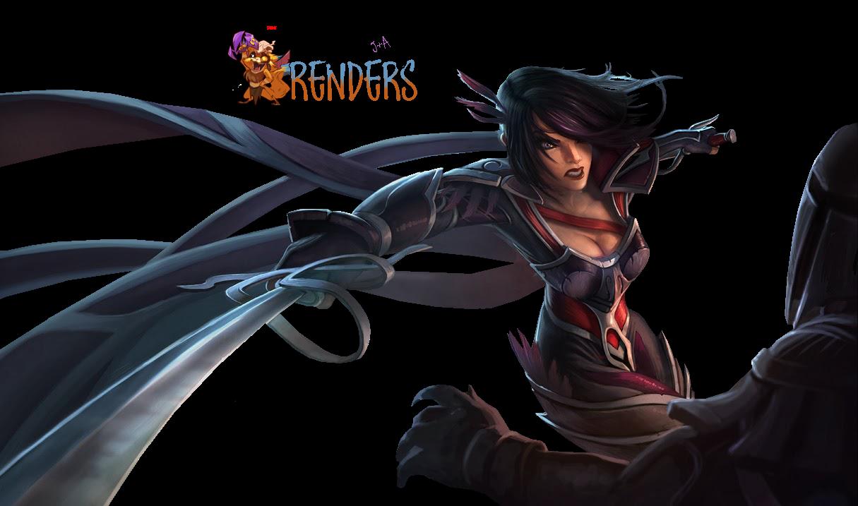 render Nightraven Fiora