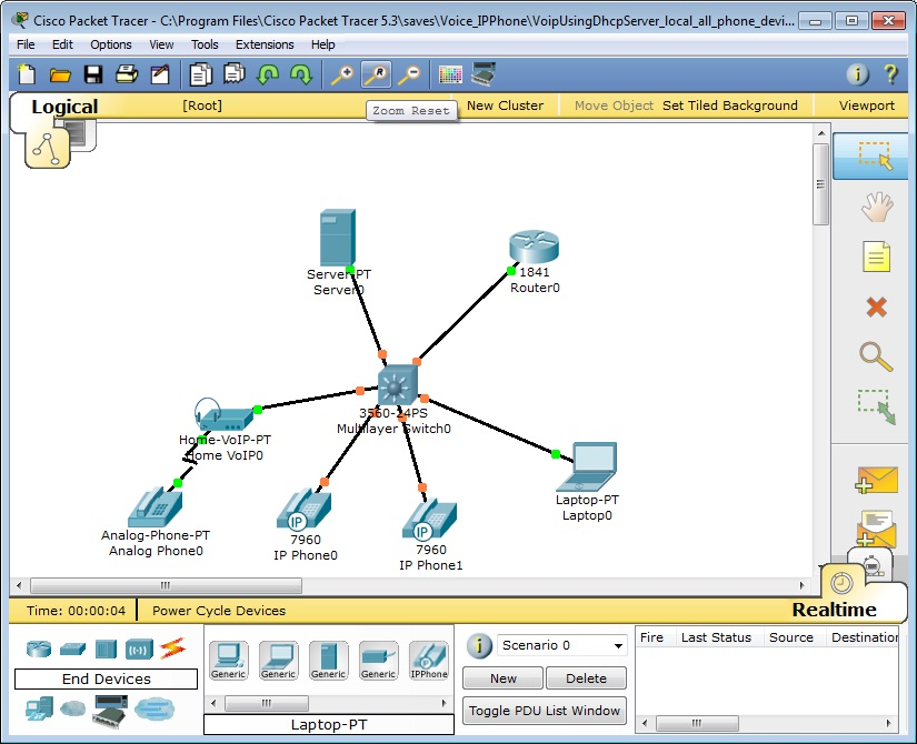 CISCO GRATUITEMENT TRACER 5.3 TÉLÉCHARGER PACKET